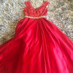 Jovani prom dress size 14